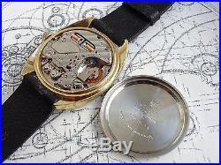 1973 Tissot Tissonic 2010 Calibre ESA9162 Tuning Fork Watch Needs Repair/Parts