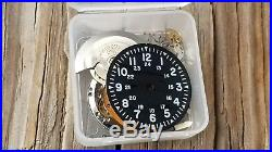 1976 Benrus Type II Class A Military Watch for Parts or Repair