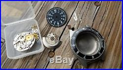 1976 Benrus Type II Class A Military Watch for parts or repairs