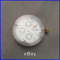 28800bph Automatic Watch movement compatible ETA Valjoux 7750 Parts or Repair