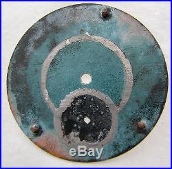 Antique 16s Hamilton Railway Special Porcelain Pocket Watch Dial Parts Repair
