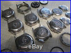 Bulk Lot of Vintage Seiko Dive Watches 7s26 For Project, Parts or Repair