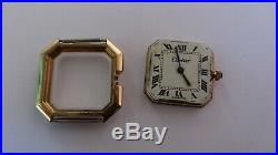 Cartier Must, Vintage Ceinture, As Found For Parts Or Repair, In Working Condition