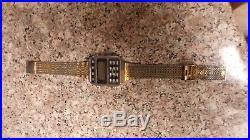 Casio Cfx-200 Scientific Calculator Watch For Parts Or Repair