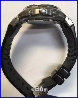 Citizen Divers 200M BJ2050-01E Eco-Drive Aqualand Rubber Strap Parts/Repair