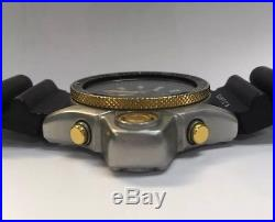 Citizen Promaster Aqualand Divers 200m C023 Cq-1063-50r Ana-digi Parts/repair