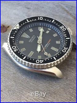 Classic 1995 Vintage Seiko 7002-700J Scuba Divers 17J Automatic Parts/repair