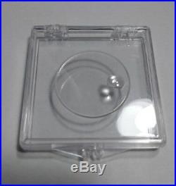 Genuine Rolex Sapphire Crystal Men Watch 295c with LEC Repair Part Good Cond
