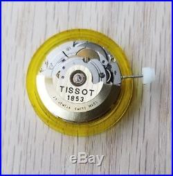 Genuine Swiss Made TISSOT, ETA 2824-2 Automatic Movement High Grade Repair