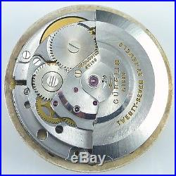 Gubelin Wristwatch Movement Caliber A1016 Sold 4 Spare Parts, Repair