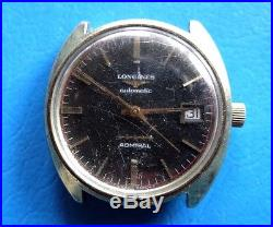 LONGINGS Automatic OMEGA Seamaster 3 Vintage Watches (Parts Or Repair)