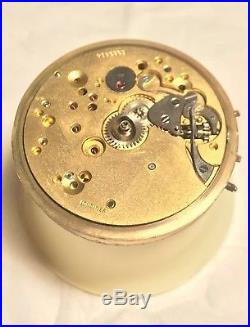 Longines 13 ZN Chronograph Rare Movement Not Working For Parts Repair Vintage