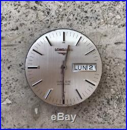 Longines Automatic Movement Cal L 633.1 Working For Parts Repair Vintage Watch