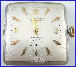 Longines Wristwatch Movement Caliber 22A Automatic Spare Parts, Repair