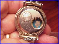 Men's Bulova Accutron Railroad Approved For Parts And Or Repair