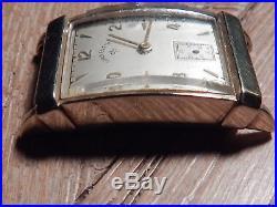 Men's Vintage 1950 LORD ELGIN, 14kgf, 21j, cal. 626. Not Running, Parts or Repair