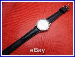 Mens OMEGA Seamaster Steel Silver Dial Quartz (Repair Or Parts)
