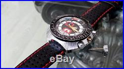 Nelco' Diver Watch Vintage'for Parts Or To Repair