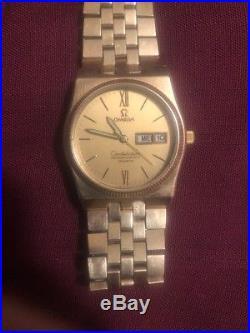 Omega Constelltion Quartz Chronometer 1970s (for parts or repair)