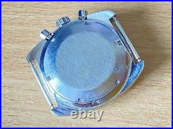 Omega Seamaster Chronograph for Parts Or Repair Incomplete (no Serialnumber)