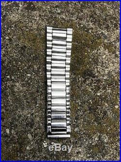 Omega Speedmaster Seamaster Bracelet Rare Parts Repair Vintage