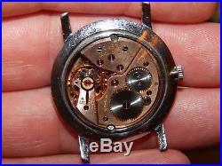 Omega Wristwatch Movement & DAIL Caliber 511 Spare Parts, Repair. FREE SHIPP