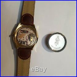 Omega f300Hz Chronometre Watch for Parts/Repair $1 No Reserve