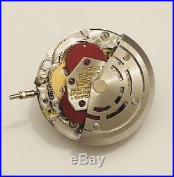 Original Rolex 2030 Automatic Movement 28 Jewels Working For Parts/repair
