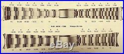 REPAIR réparation Rolex riveted expandable Elastic 7205 7206 6635 6636