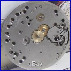 ROLEX cal. 540 pocket watch movement for parts/repair