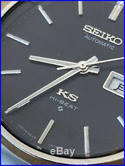 Rare 1974 JDM Vintage King Seiko KS 5626-8011 25J Automatic Parts/repair
