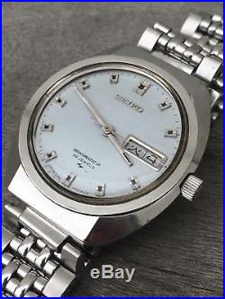 Rare JDM 1968 Vintage Seiko Seikomatic-P 5106-7010 33J