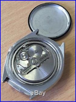 Rare JDM 1972 Vintage Seiko 5606-7240 Lord Matic 23J Automatic Parts/repair