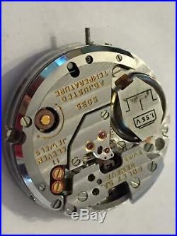 Rolex Cal 5035 Quartz Movement For Parts or Repair
