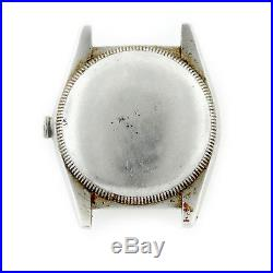 Rolex Oyster Perpetual 1949 Chronometer Vintage Head For Parts/repairs