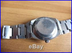 Rolex Oysterquartz 17000 SS Quartz Men's Watch, for Parts or Repair
