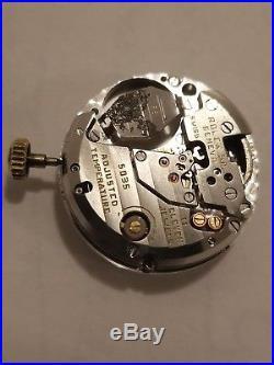 Rolex Oysterquartz Movement! 5035! Parts or Repair