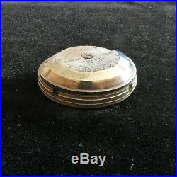 Rolex Perpetual Chronometer Datejust Bubbleback Vintage Rare Parts/Repair