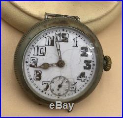 Rolex Screw Case Trench Watch Part Repair