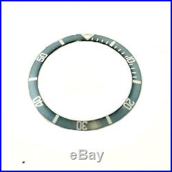Rolex Submariner Ghost Bezel Insert For 5513/1680 Or 5512 For Parts/repairs