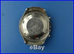 Seiko 6139-7101 Helmet for Parts or Repair, December 1977