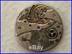 Slim Audemars Piguet Cal 2003 Mechanical Watch Movement for Parts or Repair