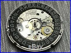 TUDOR Caliber 2824 AUTOMATIC Watch Movement MISSING ROTOR for REPAIR or SPARES