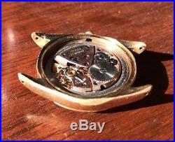 Tudor Oyster Rolled Gold Watch Parts Repair