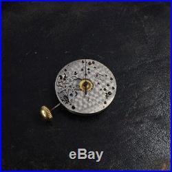 Vacheron Constantin Cal 466 Watch Movement Running Watchmakers Parts Repairs