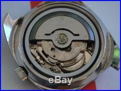 Vintage Austin Deluxe 17J Automatic Men's Diver Watch - For Parts /Repair