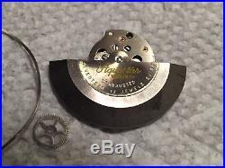 Vintage Automatic Aquastar Benthos 500 Divers Watch for Parts Repair
