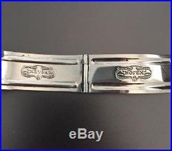 Vintage Genuine Rolex Jubilee Bracelet Rare 19mm 574B 62510H Spares Repair