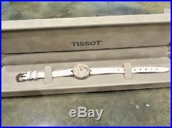 Vintage Genuine Swiss Tissot R140 Rock Watch Orig. Case & Paperwork Parts Repair