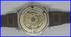 Vintage HAMILTON Khaki Auto Steel Watch. Cal ETA 2824-2. Parts Or Repairs